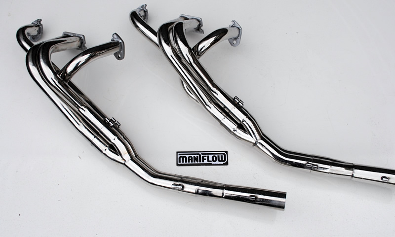 Maniflow Maniflow race-specification exhaust systems for modern cars and historic vehicles