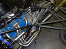 Maniflow supply exhaust systems for mga, mgb, mgc and sprite midget.