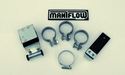 "MGA 1 3/4"" EXHAUST SYSTEM FITTING KIT (FKT60)"
